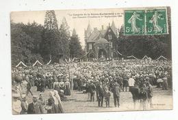 Cp , 85 ,  LES ESSARTS ,  Le Congrés De La SAINTE EUCHARISTIE ,1908, Voyagée - Les Essarts