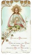 Saint-Maur. ( Tournai ). Souvenir De Communion De Gabrielle Rapaille. Eglise De St-Maur. 28 Avril 1912.**** - Communion
