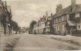 Haslemere,The Lodge And Goodwins - Surrey