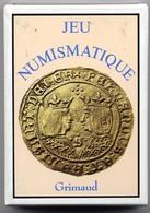 Jeu Numismatique Pièce Monnaie  Jeu De 54 Cartes - 54 Cards