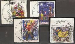 Belgium 1969 -  UNICEF CTO - Used Stamps