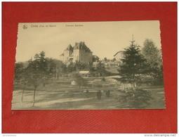 CINEY  -   Château Sainfoin - Ciney