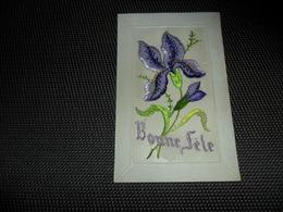 Carte Brodée ( 49 )  Geborduurde Kaart - Brodées