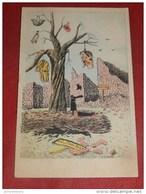 MILITARIA - Humoristique -  La Fin Du Nazisme     -  A. JAEGY   Illustrateur - Patriotiques