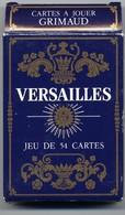 Versailles  Jeu De 54 Cartes - 54 Cards