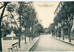 78 - Chatou : Rue Du Général Colin - Chatou