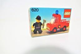 LEGO - 620 Fire Truck - Original Box - Never Opened - Original Lego 1978 - Vintage - Catalogues