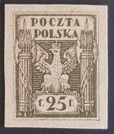 1919, North Poland Issues, Poczta Polska, Poland, Polen, *,**, Or Used - Oblitérés