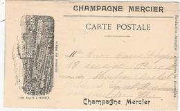 CPA Champagne Mercier Epernay A La Campagne Château De Pékin 51 Marne - Epernay