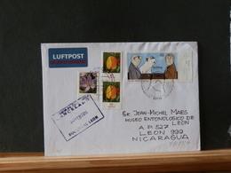 79/872A   LETTRE TO NICARAGUA - Briefe U. Dokumente