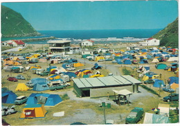 Orio: PANHARD DYNA Z, DAF 750, STANDARD 10 7CWT VAN, AUSTIN HEALEY SPRITE, CITROËN AMI 6, 2CV, VW 1200 - Camping Y Playa - Turismo