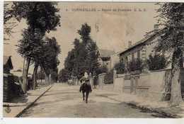 Cormeilles En Parisis Route De Pontoise - Cormeilles En Parisis