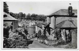 Cottages, Bodinnick, Fowey - England