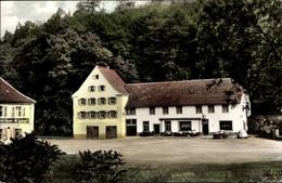 Cp Frankenstein Pfalz, Gasthaus Schmitt, Wald, Auto - Deutschland