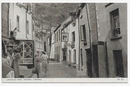 Lancollos Street, Polperro, Cornwall - England
