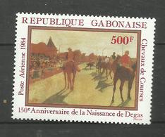 Gabon Poste Aérienne N°263 Neuf** Cote 7.50 Euros - Gabón (1960-...)