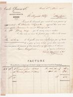 Carlo Quaini & Cie, Successeurs Auguste Spinetta, Novare (Italie) 1886 - Lussemburgo