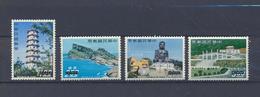 Taiwan  Formose  Chine  Mi 646/9  De 1967  MNH XX Set - Neufs
