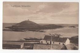 Lighthouse Ballycotton Cork Ireland Vintage Postcard - Cork