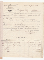 Carlo Quaini & Cie, Successeurs Auguste Spinetta, Novare (Italie) 1886 - Luxembourg