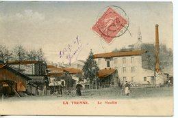 968. CPA COLORISEE 33 LA TRESNE. LE MOULIN 1907 - France