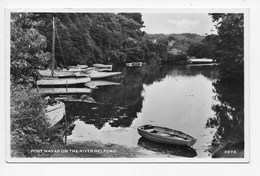 Port Navas On The River Helford - England