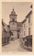 Saint Die Clocher De La Cathedrale - Saint Die