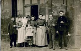 92. HAUTS DE SEINE - LEVALLOIS. Café-restaurant MAZET, 8 Rue De Lorraine. Voir Description. - Levallois Perret