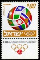 1968Israel4161968 Olympiad Mexiko - Zomer 1968: Mexico-City