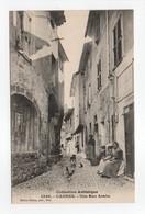 - CPA CAGNES (06) - Une Rue Arabe (avec Personnages) - Edition Giletta 1298 - - Cagnes-sur-Mer