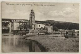 AK  CROATIA  CRIKVENICA  1913. - Croazia