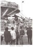 PETITS METIERS GASTON TOURAINE - BOURGES TOURNEZ MANEGES - N°33 SUR 250 EX - Cartes Postales