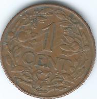 Curaçao - 1944 - 1 Cent - KM41 - Curaçao
