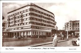 MAROC - CASABLANCA - Place De France - Casablanca