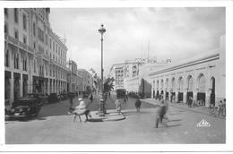 MAROC - CASABLANCA - Boulevard De La Gare - Le Marché Central - Casablanca
