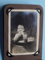 Album ( Klein ) Zonder Kaft - LEUKE Foto's Van Klein KIND ( Zie Foto's - Voir Photo ) Géén Identificatie ! - Albums & Collections