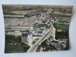 En Avion Au-dessus De Saint Herblain. La Mairie Et Vue Generale. Lapie 3 Dated 1966 - Saint Herblain