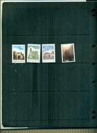 ESPAGNE ARCHITECTURE 2001-SERVICE DES INCENDIES 4 VAL NEUFS A PARTIR DE 0.75 EUROS - 1931-Aujourd'hui: II. République - ....Juan Carlos I