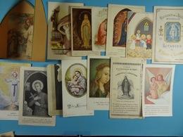 Lot De Plus De 500 Images Religieuses - Devotion Images