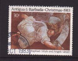 Antigua & Barbuda 1983, Raphael, Minr 743, Vfu - Antigua And Barbuda (1981-...)