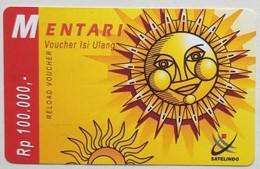 100,000 Rp Sun - Indonesia