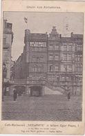 Antwerpen, Cafe Restaurant Seewarte* Willem Ogier Plaats 1. - Antwerpen