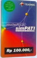 Rp 100,000 SimPAT - Indonesia