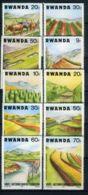 RWANDA ( POSTE ) Y&T  N°  1099/1108  TIMBRES  NEUFS  SANS  TRACE  DE  CHARNIERE . - Rwanda