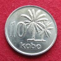Nigeria 10 Kobo 1974 KM# 10.1  *V2 - Nigeria