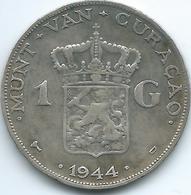Curaçao - 1944 - 1 Gulden - KM45 - Curaçao