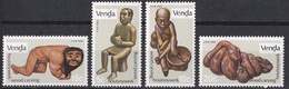 Wib_ Venda - Mi.Nr. 22 - 25 - Postfrisch MNH - Venda