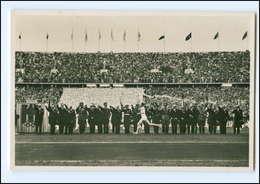 XX002147/ Olympiade 1936 Berlin Der Fackelstaffel-Läufer Foto AK - Olympische Spiele