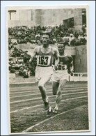 XX002152/ Olympiade 1936 Berlin Höckert 5000m-Lauf Foto AK - Olympic Games