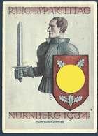 Allemagne - Carte De Propagande - Reichsparteitag Nürnberg 1934 - Autres
